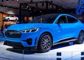 Παρουσιάστηκε από τη Ford η νέα αμιγώς ηλεκτροκίνητη Mustang Mach-E - Κεντρική Εικόνα