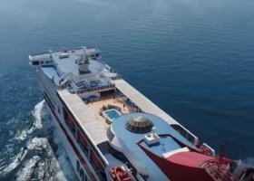 Αυτό είναι το πρώτο οικολογικό πλοίο στην ελληνική ναυτιλία (photos) - Κεντρική Εικόνα