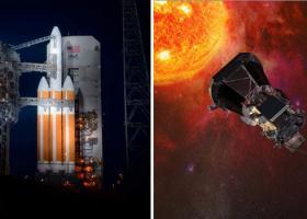 Εκτοξεύθηκε το Parker Solar Probe της NASA για να «αγγίξει» τον Ήλιο  - Κεντρική Εικόνα