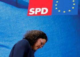 «Φωτιά» στο γερμανικό πολιτικό σκηνικό βάζει η παραίτηση Νάλες από την ηγεσία του SPD - Κεντρική Εικόνα