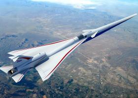 Συνεργασία NASA και Lockheed Martin για πιο αθόρυβα υπερηχητικά αεροσκάφη (video) - Κεντρική Εικόνα