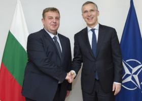 Πράσινο φως για την ένταξη της ΠΓΔΜ στο ΝΑΤΟ κι από τη Βουλγαρία - Κεντρική Εικόνα