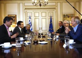 Σε συμφωνία για τα ναυτιλιακά μερίσματα κατέληξαν Τσίπρας - εφοπλιστές - Κεντρική Εικόνα