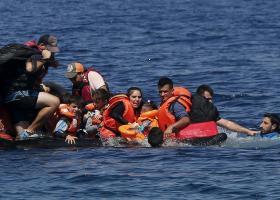 Τουρκία: Τουλάχιστον 10 αγνοούμενοι μετά το ναυάγιο πλοιαρίου στον Έβρο - Κεντρική Εικόνα