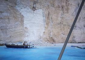 Υπό προϋποθέσεις ανοίγει και πάλι το «Ναυάγιο» της Ζακύνθου - Κεντρική Εικόνα