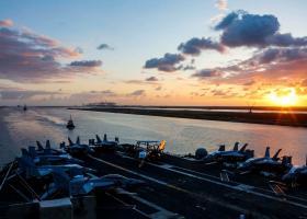 Τρόπους για να προστατευθεί η διεθνής ναυσιπλοΐα στον Κόλπο αναζητά η Ουάσινγκτον - Κεντρική Εικόνα