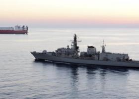 Συμμετοχή της Βρετανίας στη ναυτική αποστολή υπό τις ΗΠΑ στο Στενό του Χορμούζ - Κεντρική Εικόνα
