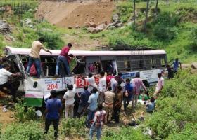 Ινδία: Τουλάχιστον 55 νεκροί σε δυστύχημα με λεωφορείο - Κεντρική Εικόνα