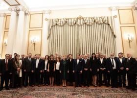 Σήμερα η πρώτη συνεδρίαση του νέου υπουργικού συμβουλίου - Κεντρική Εικόνα