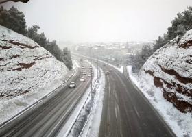 Με καταιγίδες, χαλαζοπτώσεις και χιόνια η «Πηνελόπη» θα σαρώσει την Ελλάδα (χάρτες) - Κεντρική Εικόνα
