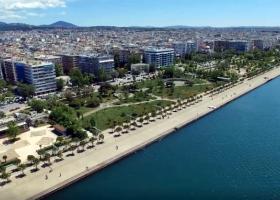 Θεσσαλονίκη: Σε λιβάδι αγριολούλουδων μετατράπηκε ο Κήπος των Εποχών - Κεντρική Εικόνα