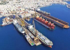 Η διεθνής και ελληνική ναυτιλία γυρίζει στην Ελλάδα μέσω του Νεωρίου της Σύρου - Κεντρική Εικόνα