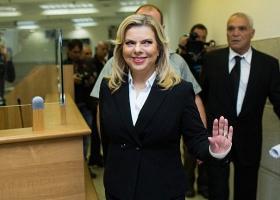 Ισραήλ: Πρόστιμο αλλά όχι φυλάκιση στην Σάρα Νετανιάχου για κατάχρηση δημόσιων πόρων - Κεντρική Εικόνα