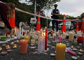 Kίνημα «δεν θέλω όπλο» στη Ν. Ζηλανδία μετά τη σφαγή στο Κράισττσερτς  - Κεντρική Εικόνα