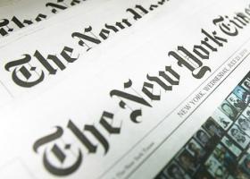 Η NYT υπερασπίζεται την απόφασή της να δημοσιεύσει πληροφορίες για τον μάρτυρα δημοσίου συμφέροντος - Κεντρική Εικόνα
