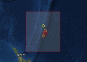 Σεισμός 7,4 βαθμών Ρίχτερ στη Νέα Ζηλανδία - Προειδοποίηση για τσουνάμι - Κεντρική Εικόνα