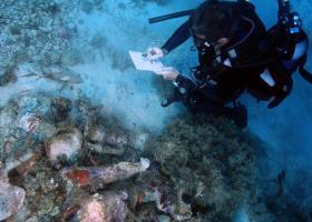 Εντοπισμός και τεκμηρίωση 23 ναυαγίων στους Φούρνους Ικαρίας - Κεντρική Εικόνα