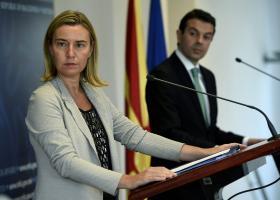 Την απόπειρα πραξικοπήματος στην Τουρκία καταδίκασαν Μογκερίνι και Χαν - Κεντρική Εικόνα