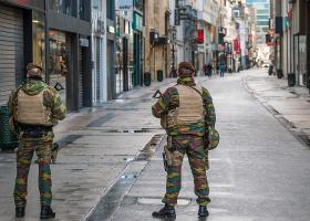 Συναγερμός για βόμβα σε εμπορικό κέντρο των Βρυξελλών. Συνελήφθη ύποπτος - Κεντρική Εικόνα