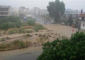 Σε κατάσταση έκτακτης ανάγκης η Μεγαλόπολη  - Κεντρική Εικόνα