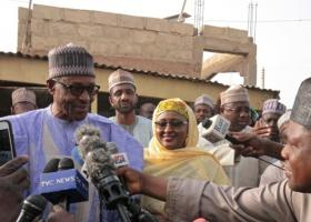 Πρόεδρος της Νιγηρίας επανεξελέγη ο Μ. Μπουχάρι - Κεντρική Εικόνα