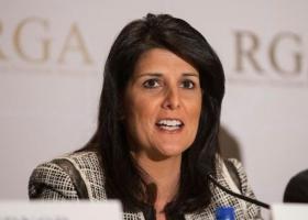 Η Boeing θέλει να εντάξει στο δυναμικό της την πρώην πρέσβειρα των ΗΠΑ στον ΟΗΕ Νίκι Χέιλι - Κεντρική Εικόνα