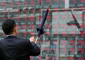 Ιαπωνία: Πτώση των δεικτών στο χρηματιστήριο - Κεντρική Εικόνα