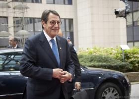 Κύπρος: Εξιτήριο πήρε ο Νίκος Αναστασιάδης - Κεντρική Εικόνα