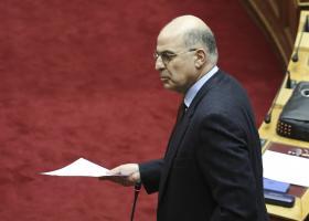 Δένδιας: Φιλότιμη η προσπάθεια Πολάκη να ανακαλέσει την προσβολή στον κ. Κυμπουρόπουλο - Κεντρική Εικόνα