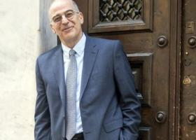 Συνάντηση Ν. Δένδια την Πέμπτη με τον υπουργό Εξωτερικών της Ιταλίας - Κεντρική Εικόνα