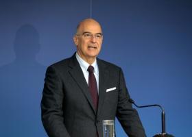 Στις Βρυξέλλες ο Ν. Δένδιας για το Συμβούλιο Εξωτερικών Υποθέσεων - Κεντρική Εικόνα
