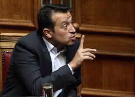 Νίκος Παππάς: Ο ΣΥΡΙΖΑ θα είναι πρώτο κόμμα στις ευρωεκλογές - Κεντρική Εικόνα
