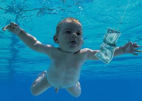 Tο διάσημο μωρό από το άλμπουμ «Nevermind» των Nirvana ...μεγάλωσε - Κεντρική Εικόνα