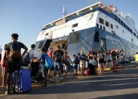 Από 1η Ιουλίου το μέτρο του μεταφορικού ισοδύναμου σε 32 νησιά του Αιγαίου - Κεντρική Εικόνα