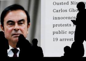 Αθώος δηλώνει ο πρώην πρόεδρος της Nissan Κάρλος Γκοσν - Κεντρική Εικόνα
