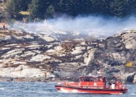 Νορβηγία: Έξι νεκροί από τη συντριβή ελικοπτέρου - Κεντρική Εικόνα