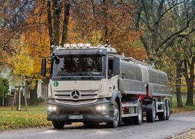 Γνωστή γαλακτοβιοµηχανία στέλνει νυχθημερόν φορτηγό-βυτίο για φτηνό γάλα από την... Αλβανία - Κεντρική Εικόνα