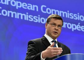 Β. Ντομπρόβσκις: Μέχρι τον Ιούνιο η συμφωνία για το χρέος - Κεντρική Εικόνα