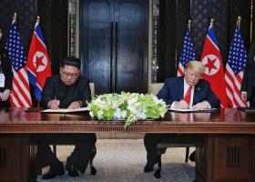 Εν αναμονή της δεύτερης συνόδου κορυφής Τραμπ-Κιμ - Κεντρική Εικόνα