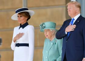 Τραμπ: Εμπορική συμφωνία με Βρετανία μόλις βγει από τα «δεσμά» - Κεντρική Εικόνα