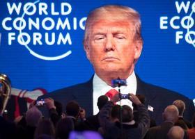 Ο Τραμπ ακυρώνει την παρουσία του στο παγκόσμιο οικονομικό φόρουμ στο Νταβός - Κεντρική Εικόνα