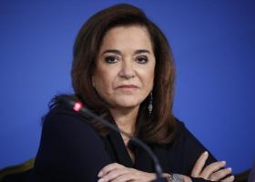 Μπακογιάννη: «Είναι βέβαιο ότι οι ευρωεκλογές εμπεριέχουν εθνικό διακύβευμα» - Κεντρική Εικόνα