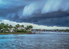 ΗΠΑ: Ο κυκλώνας Ντόριαν ενισχύθηκε στην Κατηγορία 4  - Κεντρική Εικόνα
