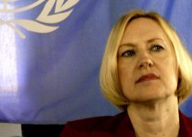 Η Ελίζαμπεθ Σπέχαρ νέα ειδική αντιπρόσωπος του γγ του ΟΗΕ στην Κύπρο - Κεντρική Εικόνα