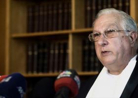 «Ανησυχία» για την απειλητική επιστολή προς τον πρόεδρο του ΣτΕ - Κεντρική Εικόνα