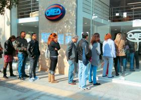 ΕΛΣΤΑΤ: Στο 18,7% η ανεργία στο δ΄ τρίμηνο - Κεντρική Εικόνα