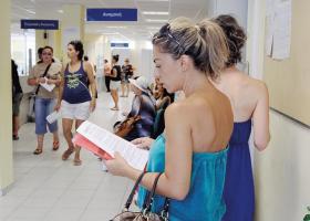 ΟΑΕΔ: Περισσότεροι οι εγγεγραμμένοι άνεργοι τον Νοέμβριο - Κεντρική Εικόνα