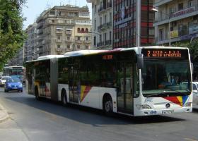 Συνέχεια κινητοποιήσεων στον ΟΑΣΘ - Πώς θα κινηθούν τα λεωφορεία την Παρασκευή - Κεντρική Εικόνα