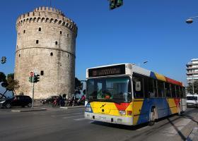 ΟΑΣΘ: Στους δρόμους της πόλης επιπλέον 70 αστικά λεωφορεία - Κεντρική Εικόνα