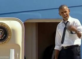 Όταν ο Κλίντον κατάφερε να εκνευρίσει τον Ομπάμα (video) - Κεντρική Εικόνα